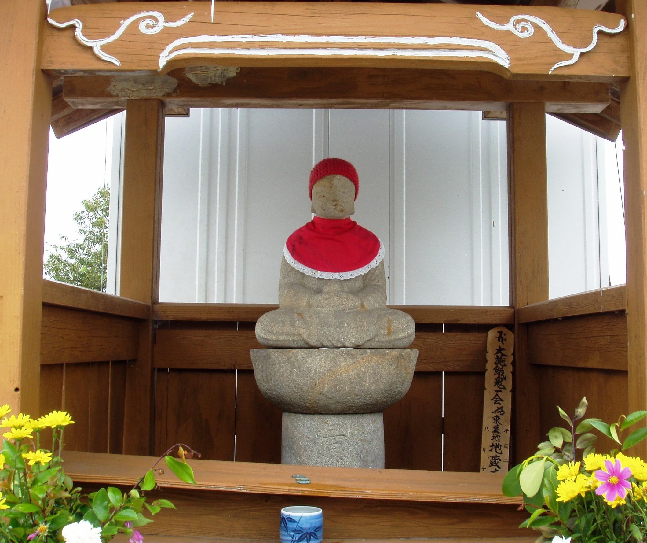 東墓地(地蔵菩薩)