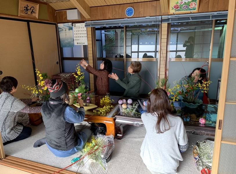 華道教室4