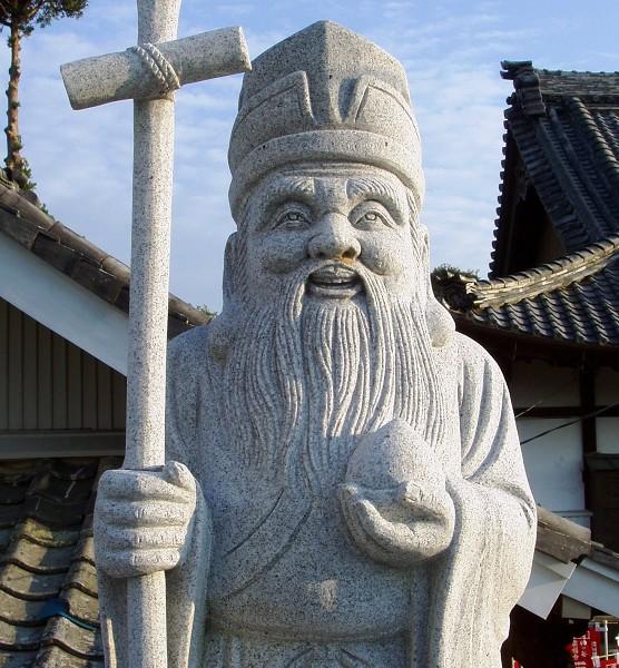 七福神(寿老人)