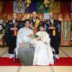 仏前結婚式9